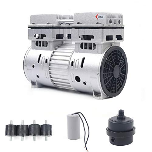 Motor para compresor silencioso, compresor de aire comprimido, salida de aire libre...