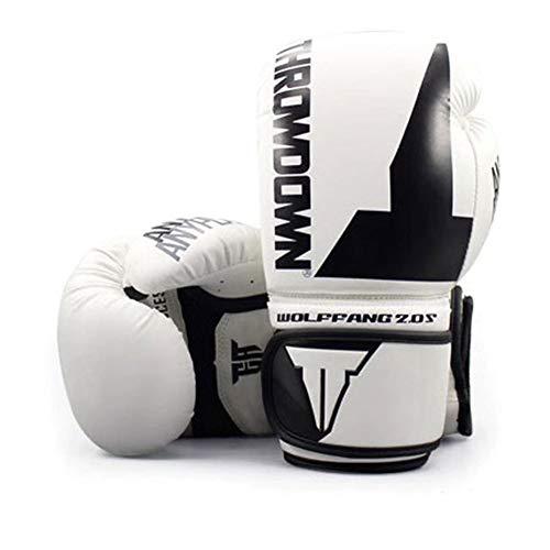 ZGHIAO Guantes De Boxeo Bolsa Mitts Pesado del Sacador Bolsa De Velocidad De Punzonado MMA Sparring Mitts Kickboxing Muay Thai Artes Marciales Mixtas, Guantes Pesados del Bolso,Natural,10oz