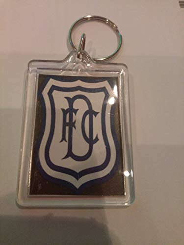 Dundee FC Football Key Ring