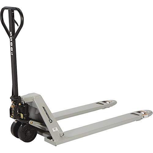 Strongway Low-Profile Pallet Jack-5500-Lb. Capacity