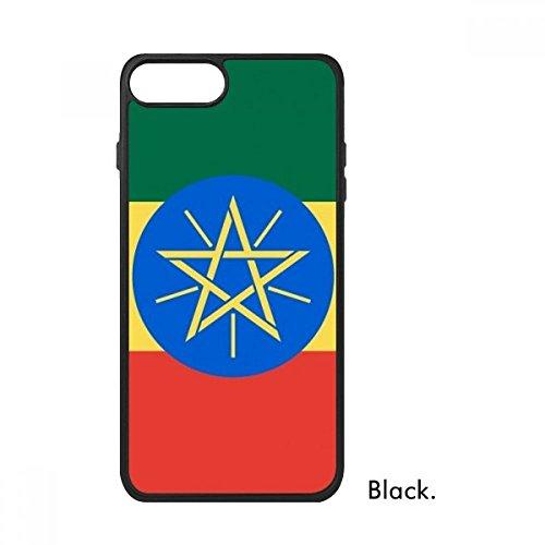 Bestchong Ethiopië Nationale Vlag Afrika Land Voor iPhone SE 2 nieuw voor Apple 78 Case Cover