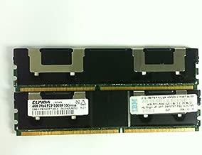 ELPIDA EBE41FE4ACFT-6E-E 4GB SERVER DIMM DDR2 PC5300(667) FULL-BUF ECC 1.8v 2RX4 240P 512MX72 256mX4