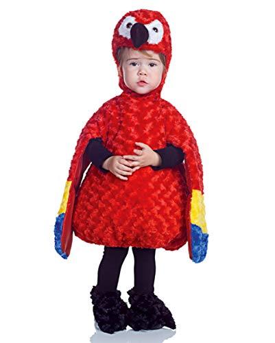 Horror-Shop Disfraz de Felpa Mini Loro bebé XL