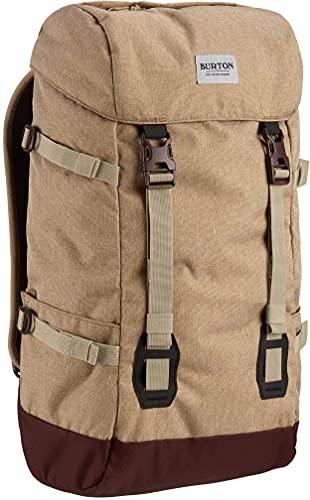 BURTON New Tinder 2.0 Backpack Updated with External Laptop Pocket & Water Bottle Pockets, Kelp Heather, One Size