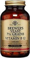Solgar Brewer's Yeast with Vitamin B12 1 Paket(1 x 1 Stück)