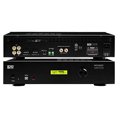 OSD Audio SMP1000 Mono 1000W Class D Subwoofer