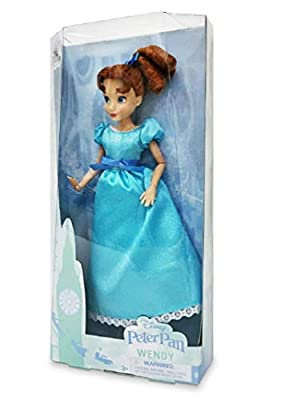 "Disney Peter Pan Wendy 12"" Classic Doll - New"