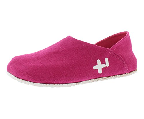 OTZ Shoes – Leinen Slipper 3702 – Fluro Pink – 35 EU (5 M US Women)