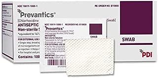 PDI-Prevantics Skin Preparation Pads (Box of 100) Model B10800