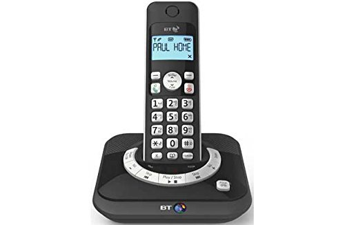 BT 3530 Single Digital Cordless Answerphone