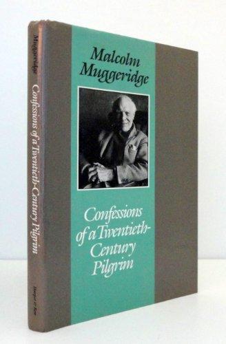 Image of Confessions of a Twentieth Century Pilgrim