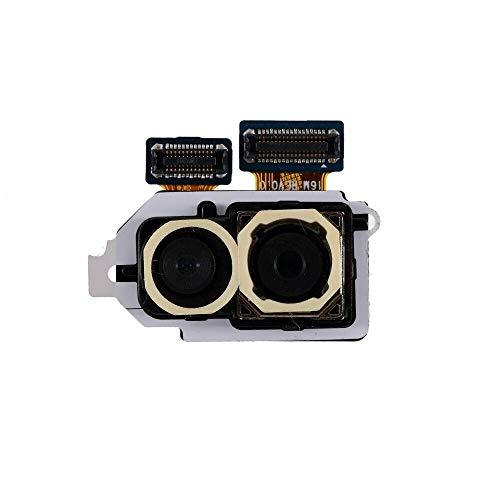 Ricambio FLEX FLAT Modulo Fotocamera Posteriore rear big Modulo Main DOPPIA Camera principale FLAT Flex MP X MEGAPIXEL compatibile per SAMSUNG GALAXY A30 SM A305 A305F A40 SM A405 A405F