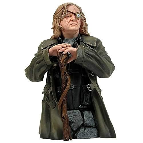 Harry Potter Mad Eye Moody Mini Bust by Gentle Giant image