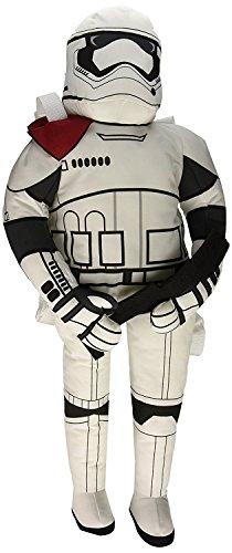 for-collectors-only Star Wars Rucksack Stormtrooper XXL Große Plüschfigur 75cm Buddy Backpack Umhängetasche Tasche