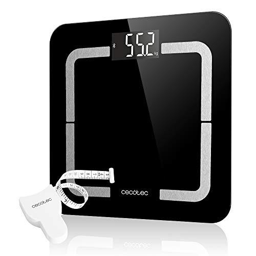 Cecotec Báscula Baño Digital Surface Precision 9500 Smart Healthy. Con...