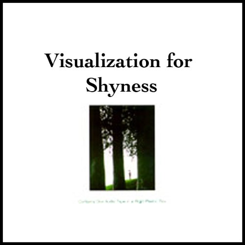 Visualization for Shyness audiobook cover art