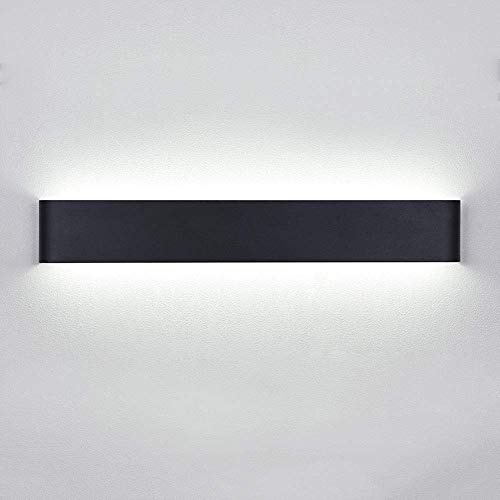 Luces pared LED Lámpara pared moderna interior 22W