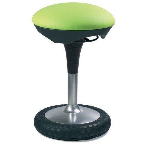 Topstar Bürohocker Fitness-Hocker Sitness 20 Softex-Bezug (grün)