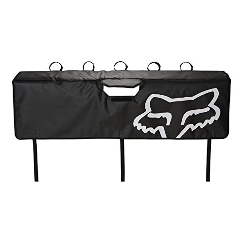 SMALL TAILGATE COVER, Black, One Size