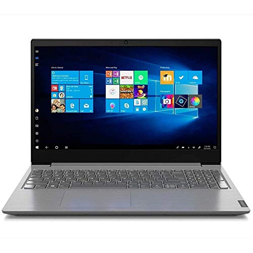 Lenovo V15 ADA (82C70006UK) 15.6' Laptop (Iron Grey) (AMD Ryzen 5 3500U / 2.6-GHz Processor, 8GB RAM, 256GB SSD, Full HD (1920 x 1080) Display, Windows 10 Pro)