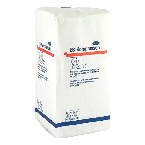 ES-Kompressen unsteril 10x10 cm 16fach, 100 St