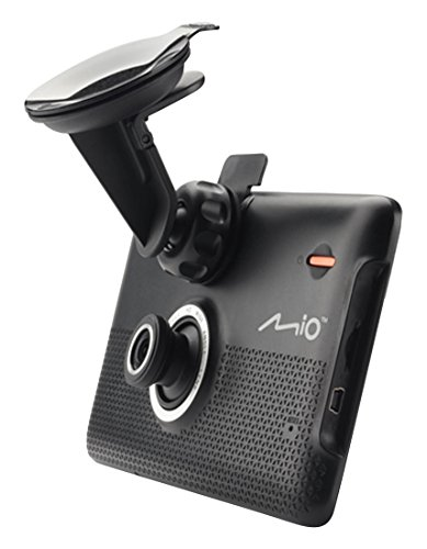 "Cámara LCD GPS de salpicadero Coche Mio MiVue 618Full HD 1080p 2,7"", grabadora de Accidentes, Pantalla de 6.2 Inches, 0.295 kilograms, Cámara de salpicadero y navegador satélite"
