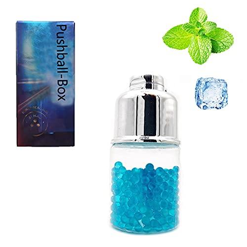500 pezzi Mix Burst Beads e 1 PC Push Burst Bead per macchina aromatica, sfera di esplosione, capsule, filtro a scatto per sigarette, sfera di aroma