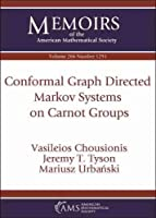 Conformal Graph Directed Markov Systems on Carnot Groups (Memoirs of the American Mathematical Society)