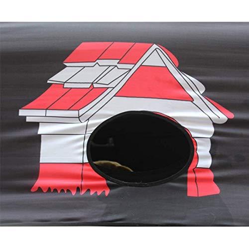 Dibiao huisdier Hang Out venster gordijn, auto raam zonnescherm zon blok warmte isolatie huisdier Protector huisdier hoofd toegang alleen voor hond