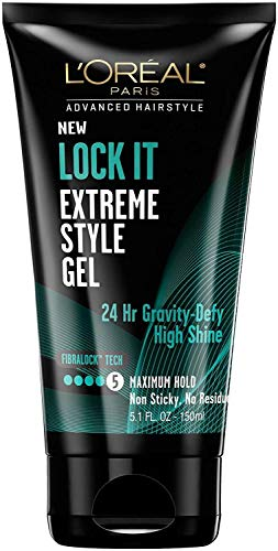L'Oreal Paris Advanced Hairstyle LOCK IT Extreme Style Gel