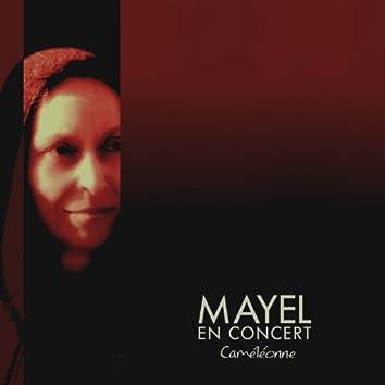 Cameleonne (Mayel en concert)