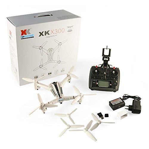 DROHNENSTORE24.DE ...DER DROHNEN-GURU DS24 XK X300W Drone Posizionamento Ottico 720P Fotocamera WiFi FPV