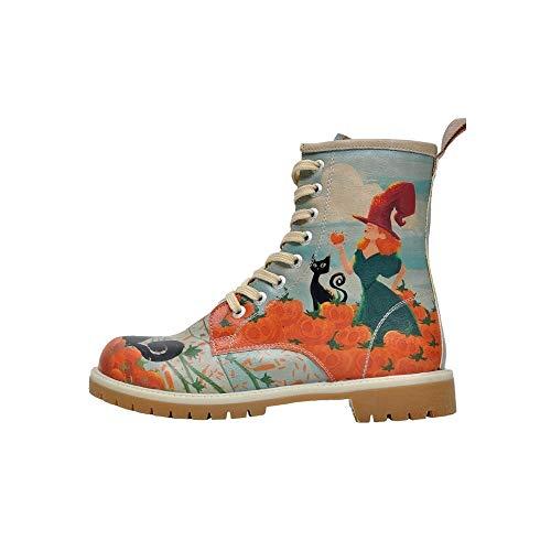 DOGO Boots - Pumpkin Witch 39