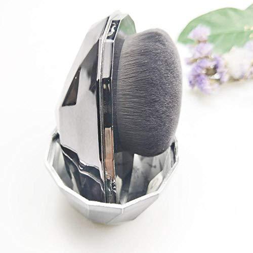 Portable Diamant Maquillage Outil Manger Poudre Fond De Teint Pinceau BB Crème Débutant Maquillage Pinceau Maquillage Pinceau
