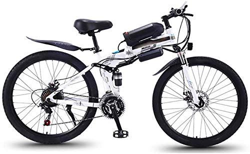 Bicicletas Eléctricas, Bicicleta de montaña 36v 10ah e bicicleta plegable 26 pulgadas...