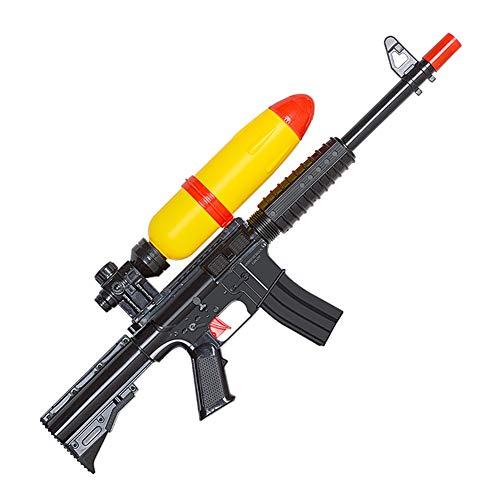 HPYR Pistola de Agua para niños Boquillas Individuales para Adultos 450CC de Alta Capacidad y Campo de Tiro de 19-26 pies, 60 cm para Piscina, Playa, Arena, Agua, Juguete para Combatir