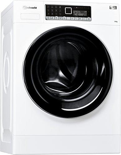 Bauknecht WM Style 1224 ZEN Waschmaschine FL / A+++ / 140 kWh/Jahr / 1400 UpM / 12 kg / Extrem leise mit 49 db /Mehrsprachiges Touch-Display