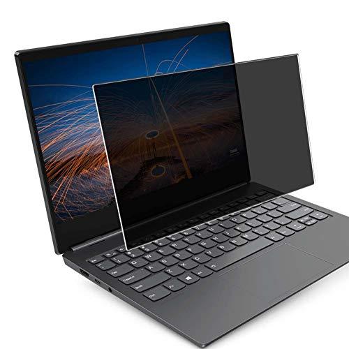 Vaxson Protector de Pantalla de Privacidad, compatible con Lenovo ThinkBook Plus 13.3' [no vidrio templado] TPU Película Protectora Anti Espía