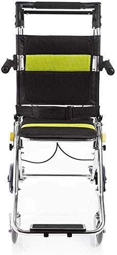 JKCKHA Ranking TOP4 Aluminum Alloy Wheelchair - Collapsible Portable Max 66% OFF W Manual