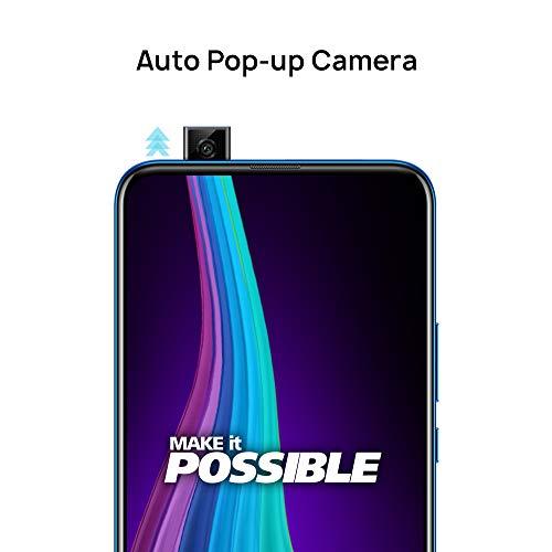 Huawei Y9 Prime 2019 (Sapphire Blue, 4GB RAM, 128GB Storage)