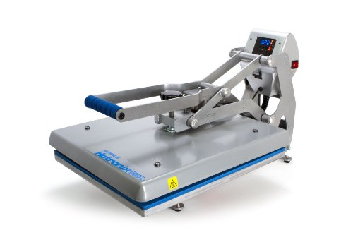 "Hotronix Hover 16x20"" Heat Press Auto Open MADE IN USA - Heat Transfer Press Machine Built To Last!"
