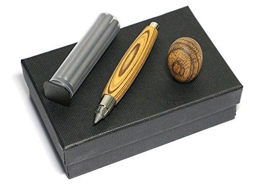 Set de regalo de Lápiz Sketch Zebrano + Sacapuntas + Recarga de minas