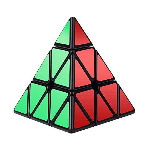 Vdealen Pyramid Speed Cube, Original Cubo de Pirámide Concu
