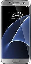 Samsung Galaxy S7 Edge Smartphone - GSM Unlocked - 32 GB - Silver (Renewed)