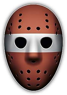 KW Vinyl Magnet Latvia Flag Ice Hockey Goalie Mask Truck Car Magnet Bumper Sticker Magnetic 5