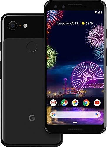 Google Pixel 3 XL 64GB - T-Mobile - Just Black (Renewed)