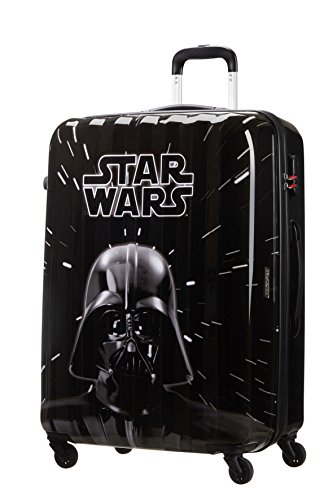 American tourister - Disney Star Wars Legends - Spinner 75/28 Joytwist, 75 cm, 88 L, 4.3 KG Multicolour (Star Wars Neon)