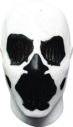 Máscara de Rorschach de látex deluxe para adulto