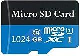 Tarjeta de memoria Micro SD SDXC de 400 GB / 512 GB / 1024 GB Clase 10 de alta velocidad con adaptador micro SD (1024 GB-C)