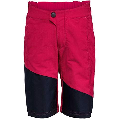 VAUDE Kinder Moab Shorts, Crimson red, 158/164